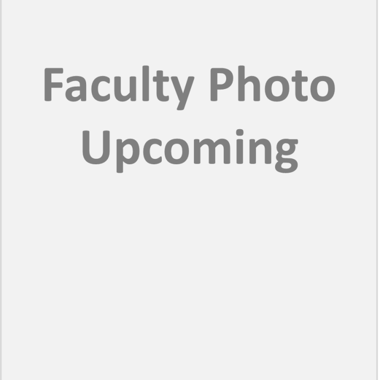 FacultyPhotoUpcoming